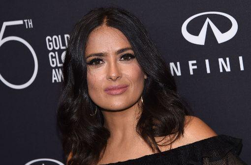 """Salma Hayek nennt Dreh von """"Frida"""" einen Alptraum"""