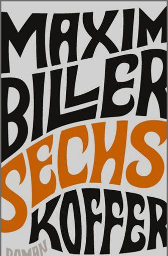 """In sechs Kapiteln kreistb Maxim Billers /bRoman b""""Sechs Koffer"""" (Kiepenheuer&Witsch, 198 Seiten, 19 Euro)/b um ein dunkles Geheimnis, das die Familie auseinandersprengt. Jemand musste den Großvater verleumdet haben, wer, darüber kursieren die unterschiedlichsten Vermutungen, die nur darin übereinkommen, dass der Verräter im eigenen Lager zu suchen sei. Wie ein Kommissar sichtet Maxim Biller das Schuldgepäck, das die Beteiligten durch ihr Leben tragen. Aber was er darin findet, sind keine eindeutigen Antworten, sondern Schicksale, unglückliche Leidenschaften, Biografien, die die großen Katastrophen des Jahrhunderts aus der Spur geworfen haben.  Foto: Verlag"""