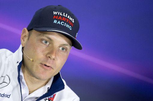 Bottas wird Rosberg-Nachfolger bei Mercedes