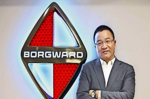 Borgward bekommt erneut einen neuen Chef