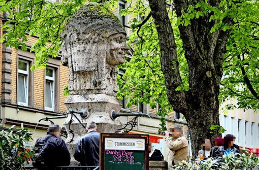 Alkohol ist auf dem Werderplatz künftig tabu
