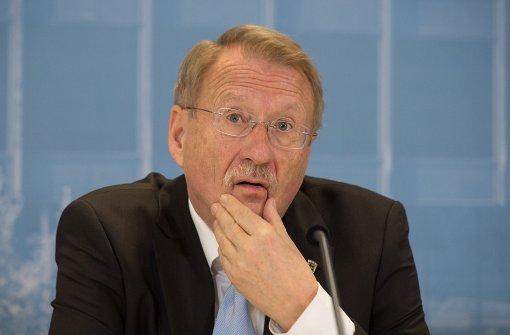 Wie zuvor den alten leitet der Sozialdemokrat Wolfgang Drexler auch Baden-Württembergs neuen NSU-Untersuchungsausschuss. Foto: dpa