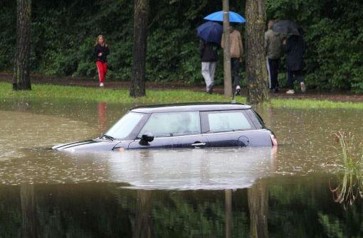 Die Bilanz nach dem großen Regen