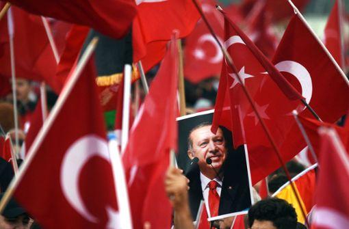 Erdogans überzogene Ansprüche
