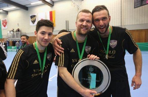 N.A.F.I. Stuttgart gewinnt gegen Schwerte