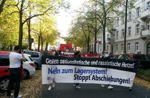 Mehrere Hundert protestieren gegen Rassismus