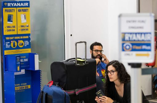 Ryanair streicht 150 von 400 Flügen in Deutschland
