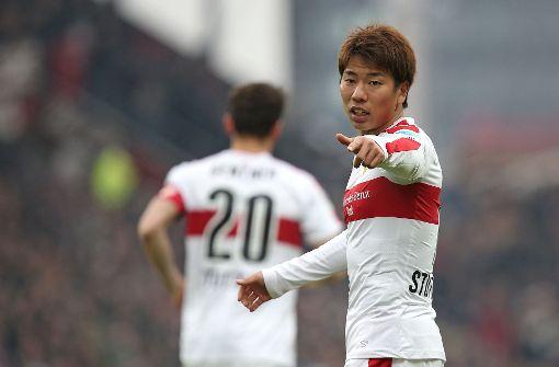 Takuma Asano bleibt beim VfB