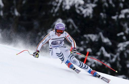 Viktoria Rebensburg hat in Peongchang viel. Foto: AP