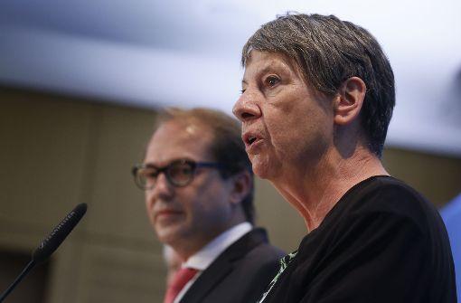 Regierung bei Luftreinhaltung gespalten