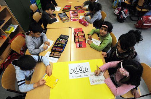 Zeitungen: Land will Islam-Unterricht neu organisieren