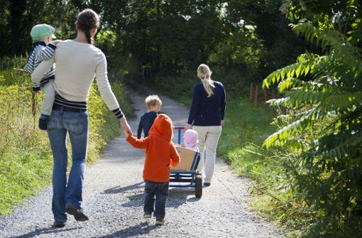 Tagesmütter und -väter bekommen durchschnittlich 4,08 Euro pro Stunde. Foto: dpa