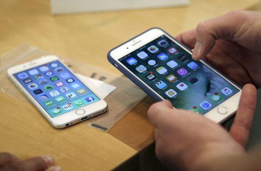 Kann das neue iPhone Gesichter erkennen?