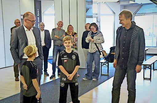 Jürgen Klinsmann gründet Kinderzentrum
