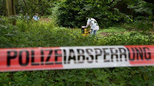 Polizei ermittelt im Elsässer Wald