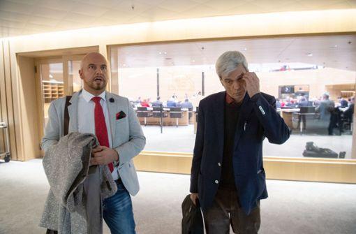 AfD-Abgeordnete müssen draußen bleiben