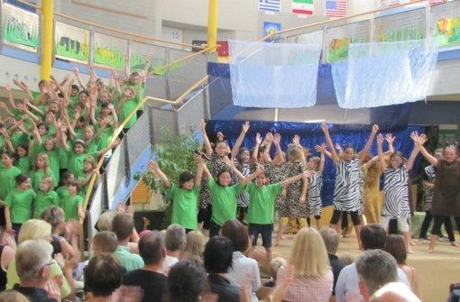 Hilfe für Grundschule Riedenberg