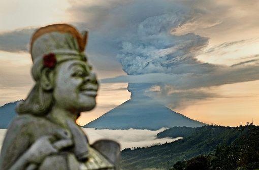 So ergeht es den Bewohnern und Touristen auf Bali