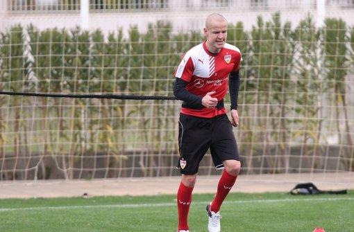 Adam Hlousek wird den VfB Stuttgart aller Voraussicht nach verlassen.  Foto: Pressefoto Baumann