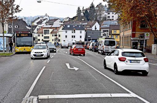 Hedelfinger Straße fünf Monate gesperrt