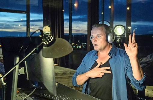 Devid Striesow als Ermittler Jens Stelbrink. Foto: Saarländischer Rundfunk