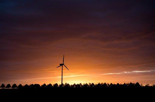 Windstrom ist nicht klimaschädlich, aber teuer – auch wegen Konstruktionsmängeln des neuen energiesystems. Foto: dpa