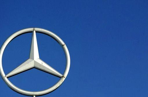 Daimler erlöst 2,2 Milliarden Euro