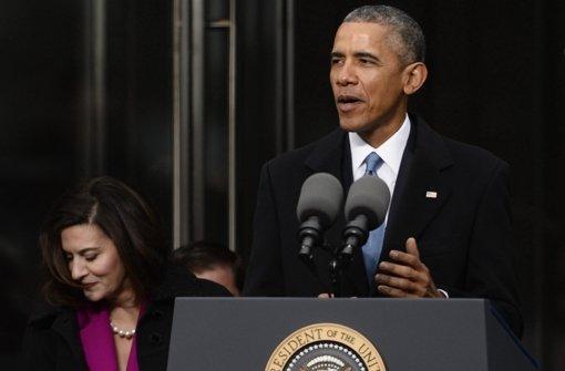 Obama: Er war mein Freund