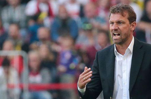 Der Mut erfasst den VfB viel zu spät