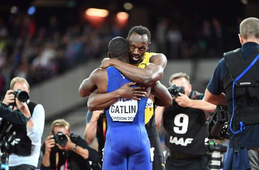 100 Meter: Justin Gatlin entthront Usain Bolt