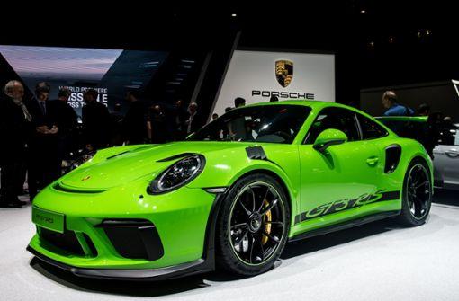 Das sind die Neuheiten von Porsche