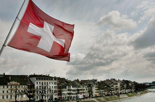 Schweizer bewundern Deutsche