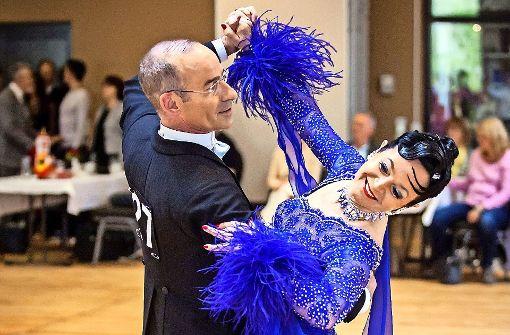 Tanzsport als Ausgleich zum  Alltag