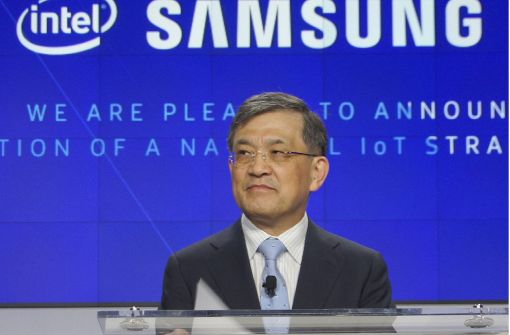 Geschäftsführer Kwon tritt zurück — Samsung