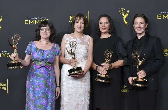 "Creative Arts Emmy Awards: ""Chernobyl"" und ""The Marvelous Mrs. Maisle""  räumen  ab"