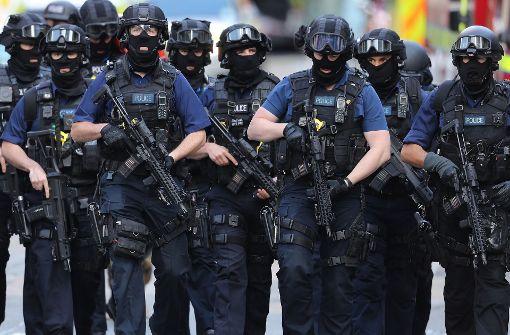 Terroranschlag Twitter: Terroranschlag In London: Mindestens Sieben Menschen
