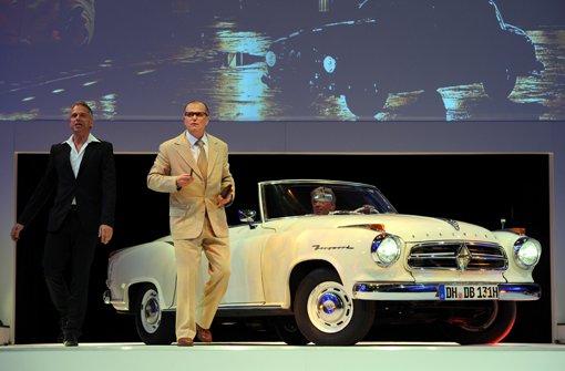 Borgward will von Stuttgart aus erobern