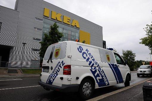 Gasalarm bei Ikea bleibt rätselhaft