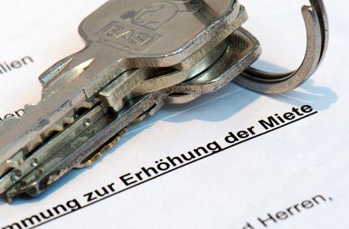 Viele Deutsche haben Angst, ihre Wohnung zu verlieren
