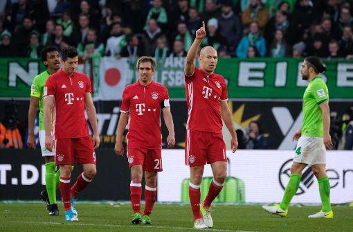 FC Bayern zum fünften Mal in Folge Deutscher Meister