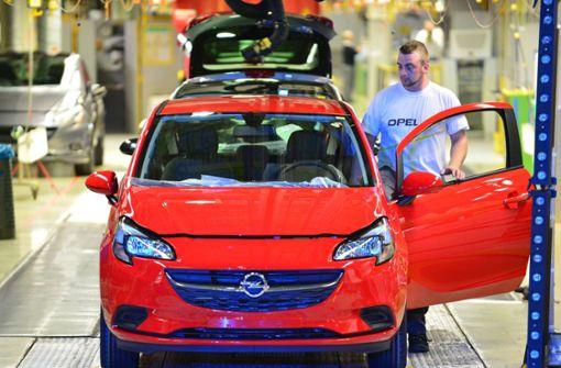Opel macht wieder Gewinn