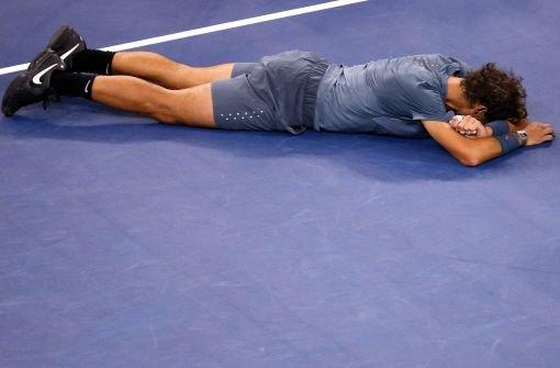 Nadal gewinnt gegen Djokovic
