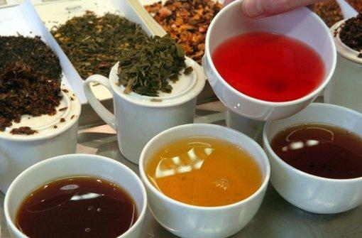 Die Welt der Teezeremonien