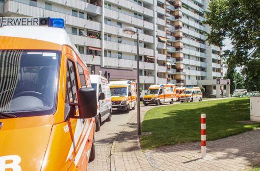 Nachbarin soll 81-Jährige erstochen haben