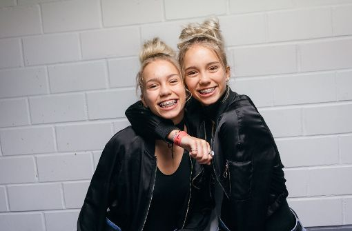 Lisa und Lena brechen 20-Millionen-Marke bei musical.ly