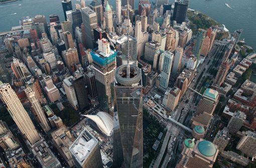 Die spektakulärsten Wolkenkratzer der Welt