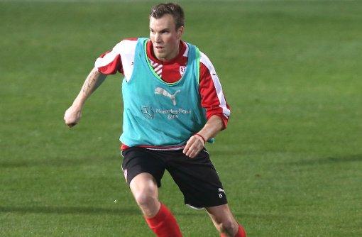 Wann kann sich Kevin Großkreutz auch offiziell als Spieler des VfB Stuttgart fühlen? Foto: Pressefoto Baumann