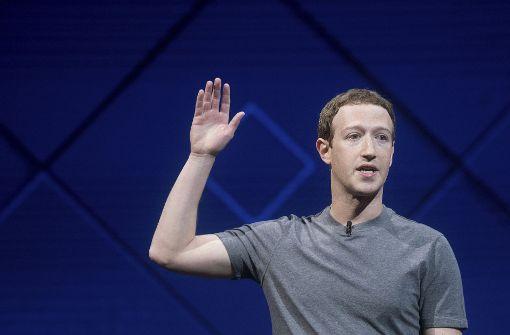 Woran  Facebook im fast ganz Geheimen forscht