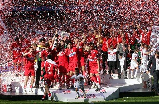 Stuttgarts steiler Weg in die zweite Liga