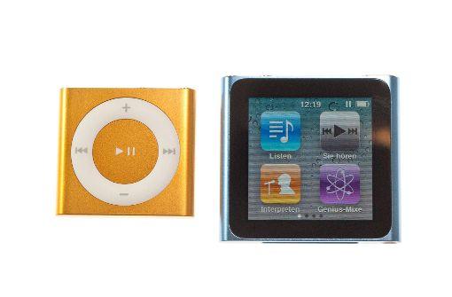 Das Ende von iPod Nano und iPod Shuffle